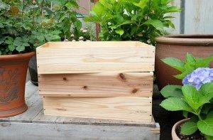 画像1: ガーデン用・トロ箱(大)