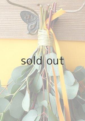 画像2: Dry plants for decor ユーカリシンプルスワッグ