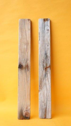 画像1: 板流木セット