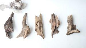 画像1: 変形流木セット