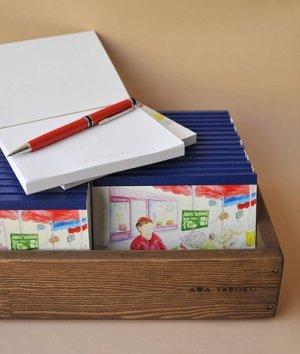 画像2: デコレーションズ・トロ箱をご購入下さった方全員にオリジナルメモブック 「 Mary's Decorations,Troll Box 」をプレゼント!